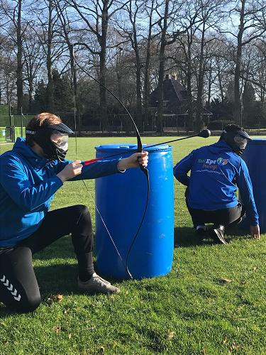 Archery Tag toernooi voor jongeren