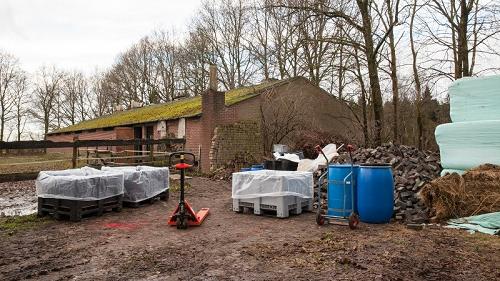Meer inzet in Oost-Nederland rond drugslabs en -dumpingen