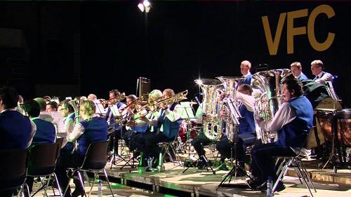 concert Vaassens Fanfare Corps