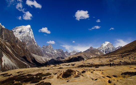 Diavoorstelling over de Himalaya in De Hezebrink