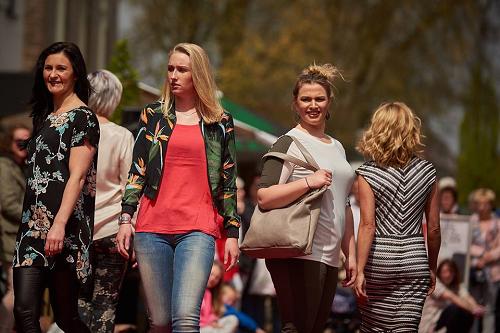 """Ondernemersvereniging Vaassen met """"Vier het voorjaar""""!"""