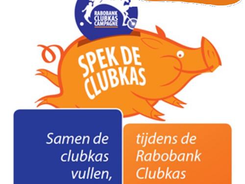 Rabobank Clubkas Campagne  STEUN SPEELTUIN DE KOUWENAAR