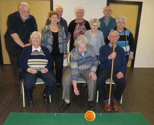 Koersbalgroep Koppel-Swoe 35 jaar!