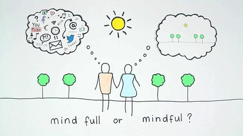 Désiree Damsté geeft Mindfulness cursus bij Femme-fit