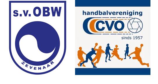 Handbaldames CVO winnen van OBW