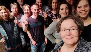 Salsa Vaassen organiseert een Reünie in de Ruif