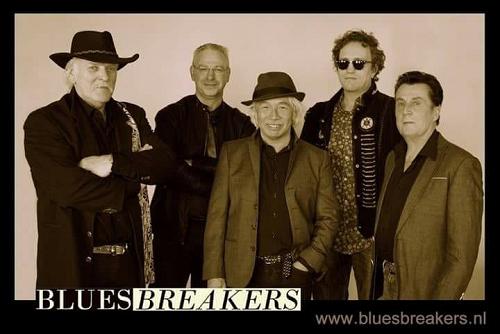 De BluesBreakers live in Café Bar de Ruif