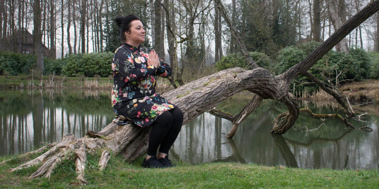 Aan tafel met… Sandra de Valk