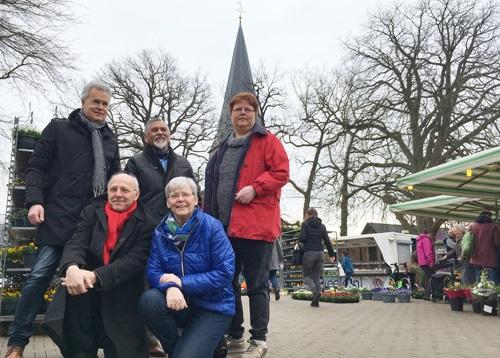 Kerkenpad in Vaassen