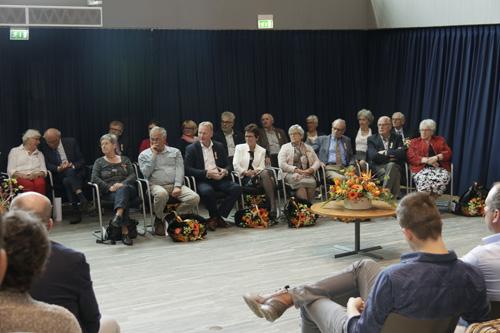 Lintjesregen 2018 gemeente Epe