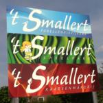 't Smallert: Wij zoeken nog vakantie- en weekendmedewerkers.
