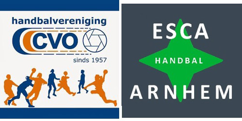 CVO dames 1 wint in eigen huis van ESCA uit Arnhem