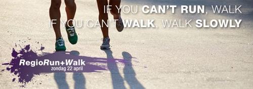 RegioRun + Walk: doe je mee?