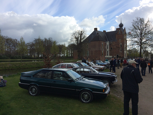 OpenRoad Classic Cars ORANJERIT op Koningsdag