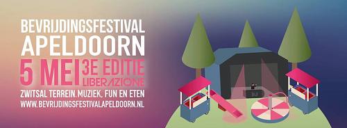 Bevrijdingsfestival Apeldoorn – Liberazione