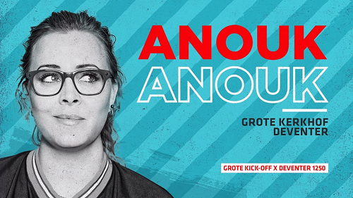 ANOUK // Grote Kick-Off X Deventer 1250