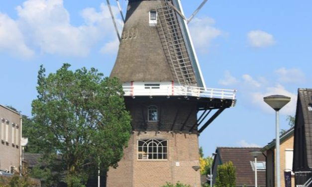 Daams molen in rouw