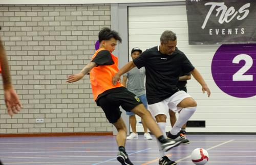 Fasna Futsal Toernooi in De Koekoek