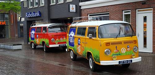 Rabobank Noord Veluwe toert rond met € 150.000 voor clubs!