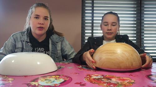 Laatste vlog van Kiki en Eva-Marit