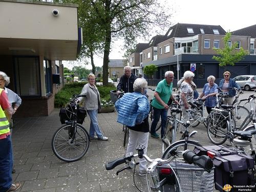 Jeugd van Toen fietstocht van 30 km