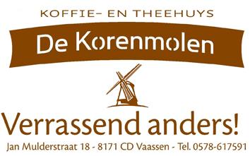 Koffie en theehuis De Korenmolen