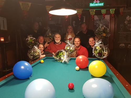 Een geweldige prestatie van Biljart Club Emst 4