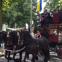 Eper paardenvierdaagse in Vaassen