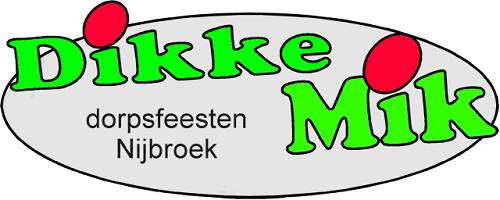 Dikke Mik Nijbroek: Een feest met privacy.