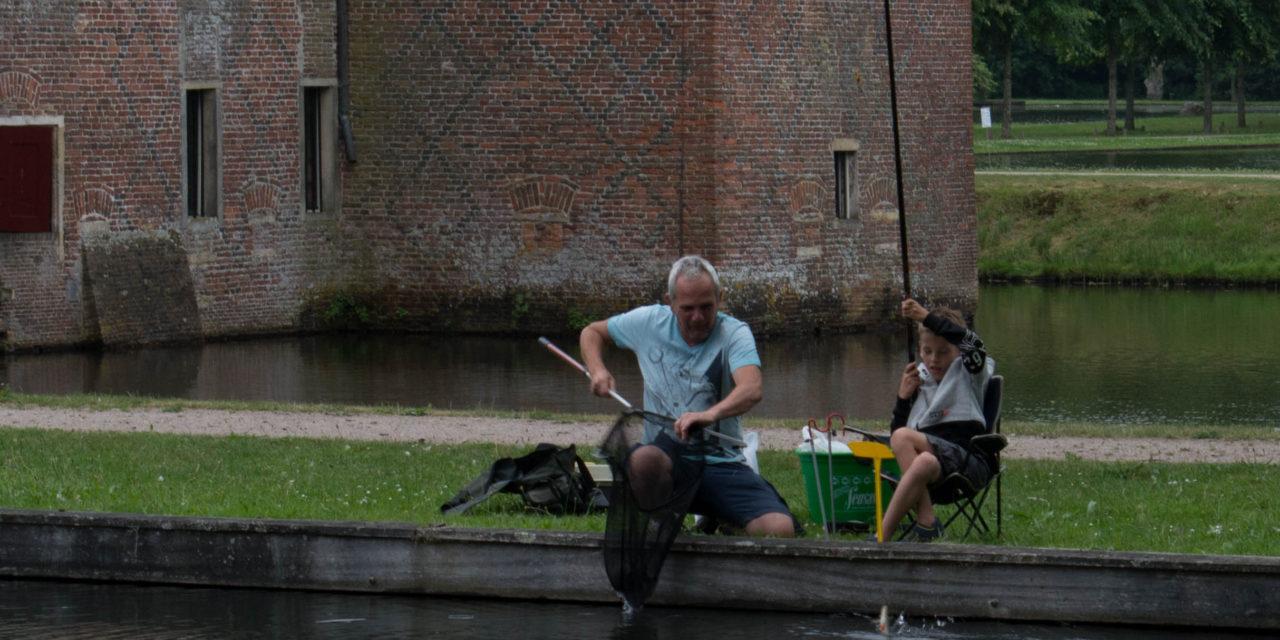 Viswedstrijd voor de jeugd