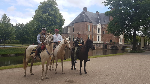 25e Eper paardenvierdaagse is weer ten einde!