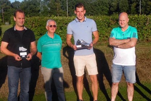 SV Vaassen wint Zilveren Schoen