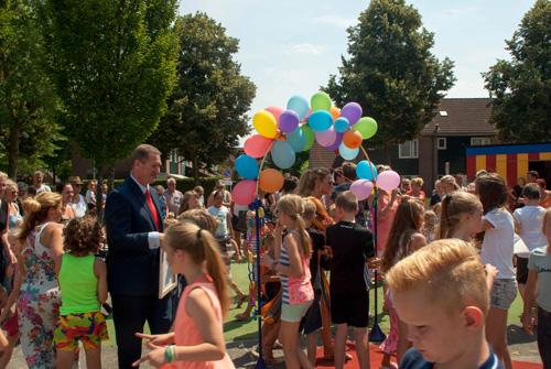 Opening Kinderkunstmuseum Gerardus Majella School