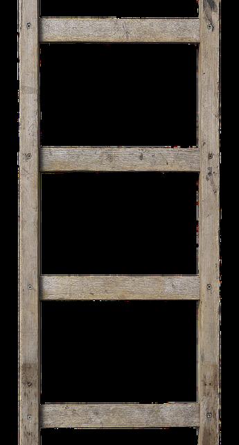 Ladder gestolen