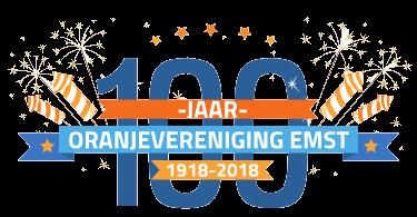 Emsterfeest 2018  in het teken van 100 jarig bestaan 22 augustus van start