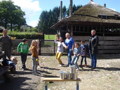 Kindermuseummiddag Veluws Museum Hagedoorns Plaatse