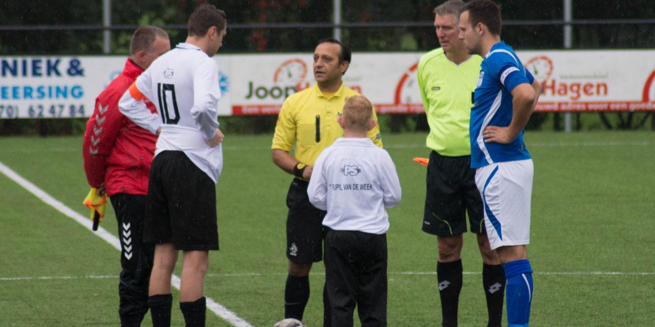 KCVO begint met een nederlaag in de derby tegen sv Epe