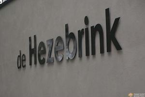 Officiële opening van de Hezebrink in Emst