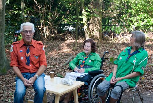 Reünie Scoutinggroep Isendoorn