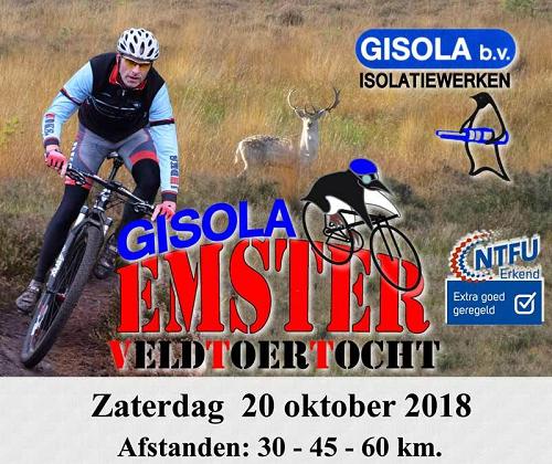 Gisola Emster veldtoertocht 2018