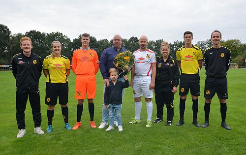 Hoornstra Ophof Infra BV hoofsponsor C.S.V. Vios Vaassen!
