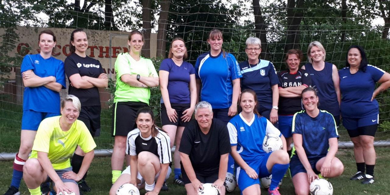 Damesvoetbal bij SV Vaassen