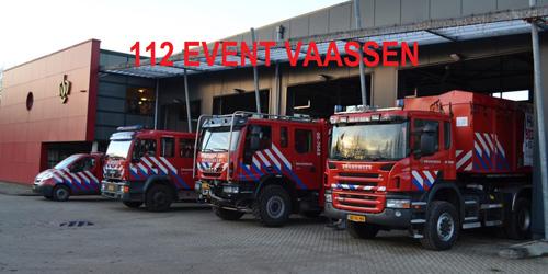 Programma opendag brandweer