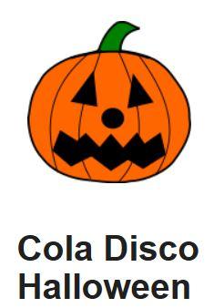 Halloween Cola Disco