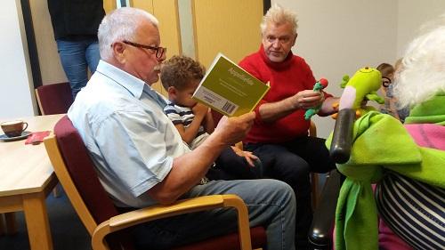 Kinderboekenweek in de vernieuwde Hezebrink