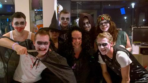 Halloween Disco in De Koekoek