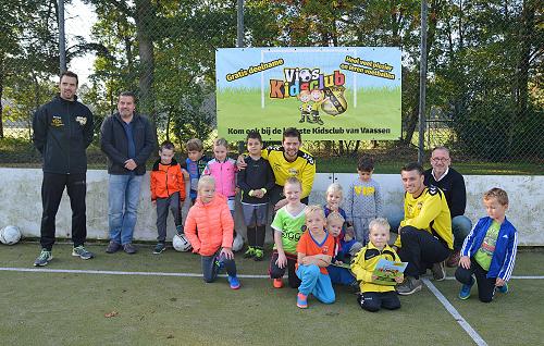Vios Kidsclub met hulp van de VOC stevig op de kaart gezet.