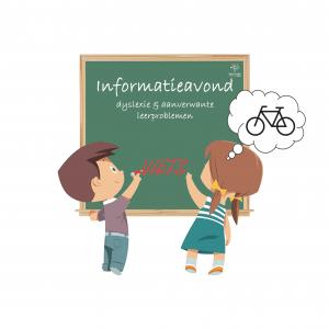 Informatieavond over dyslexie en andere leerproblemen