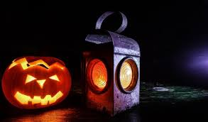 """""""Halloween"""" Spooktocht bij speeltuin-wijkvereniging de Kouwenaar"""