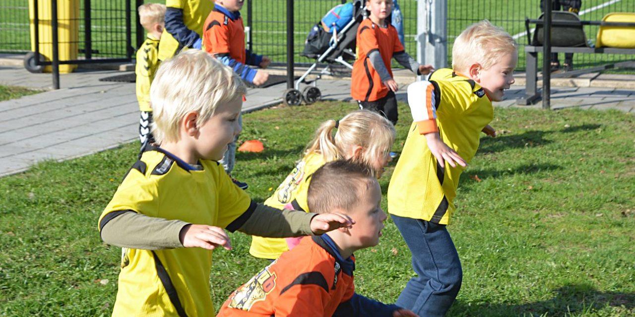 Rabobank Vios Kidsclub event groot succes!